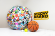 Sticky Brand Creative Group, Breaks the GUINNESS WORLD RECORDS? title for the largest ball of stickers.