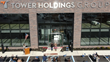 Tower Holdings Holds Ribbon-Cutting Ceremony at Stewart Logistics Center