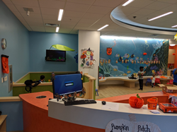 Fitness Facility Childcare KidCheck Check-In