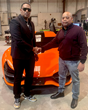 Richard Patterson former Tesla designer of the Model S makes history as the first black manufacturer and designer of a Supercar