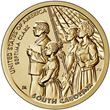 United States Mint South Carolina American Innovation? $1 Reverse Proof Coin On Sale February 1