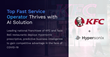 Leading KFC and Taco Bell Franchisee Taps Enterprise AI Solution to Meet Business Objectives During COVID-19
