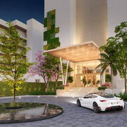 Few Luxury Real Estate Developers Capitalizing on COVID-19