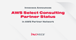 Innovecs Announces AWS Select Consulting Partner Status in AWS Partner Network