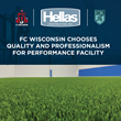 "Largest Soccer League ""Raises The Game"" With Hellas Construction"