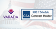 Varada Consulting Awarded GSA MAS Contract to Provide IT Professional Services