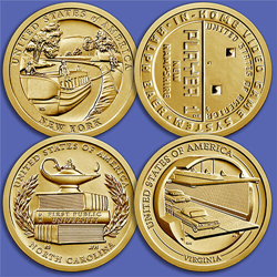 2021 American Innovation $1 Coins
