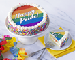 "Bake Me A Wish! Celebrates Gay Pride with Delicious, Hand-Crafted, Fresh-baked ""Happy Pride"" Cake, Exclusively for the Month of June"