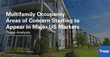 Trepp Multifamily Occupancy Analysis: Areas of Concern Starting to Appear in Major US Markets