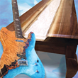 Guitar and Table Creations Claim Top Woodcraft Resin Contest Prizes