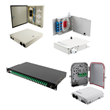 PolyPhaser Unveils New Fiber Enclosures and Panels for FTTx, Fiber Distribution Networks and More