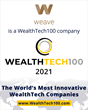 Weave.AI Named to 2021 WealthTech100 List of Innovative Companies Transforming the Global Investment Industry
