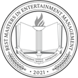 Intelligent.com Announces Best Online Masters in Entertainment Management Degree Programs for 2021