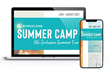 BurnAlong Supports Families with Online Virtual Summer Camp to Kids and Adults