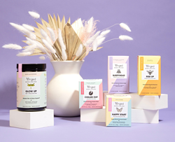 Winged new adaptogen-powered product line - photo of all products