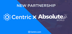 Absolute World Group Partners with Centric to Accept Crypto Payments