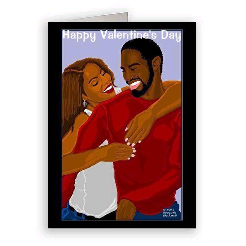 New afrocentric greeting card company love embrace iv birthday m4hsunfo