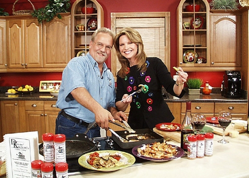 Celebrity Kitchen Hosted By Lorianne Crookmark Recently Did A Cooking Show With Lorianne Crook Of Crook Chase And It Aired In May On The 28th 30th