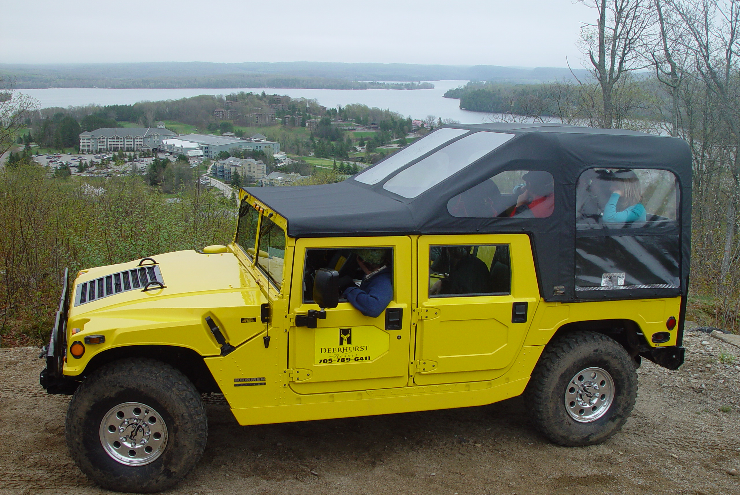Take a ride on the Wild Side with Canadian Hummer Tours at ... | hummer in canada