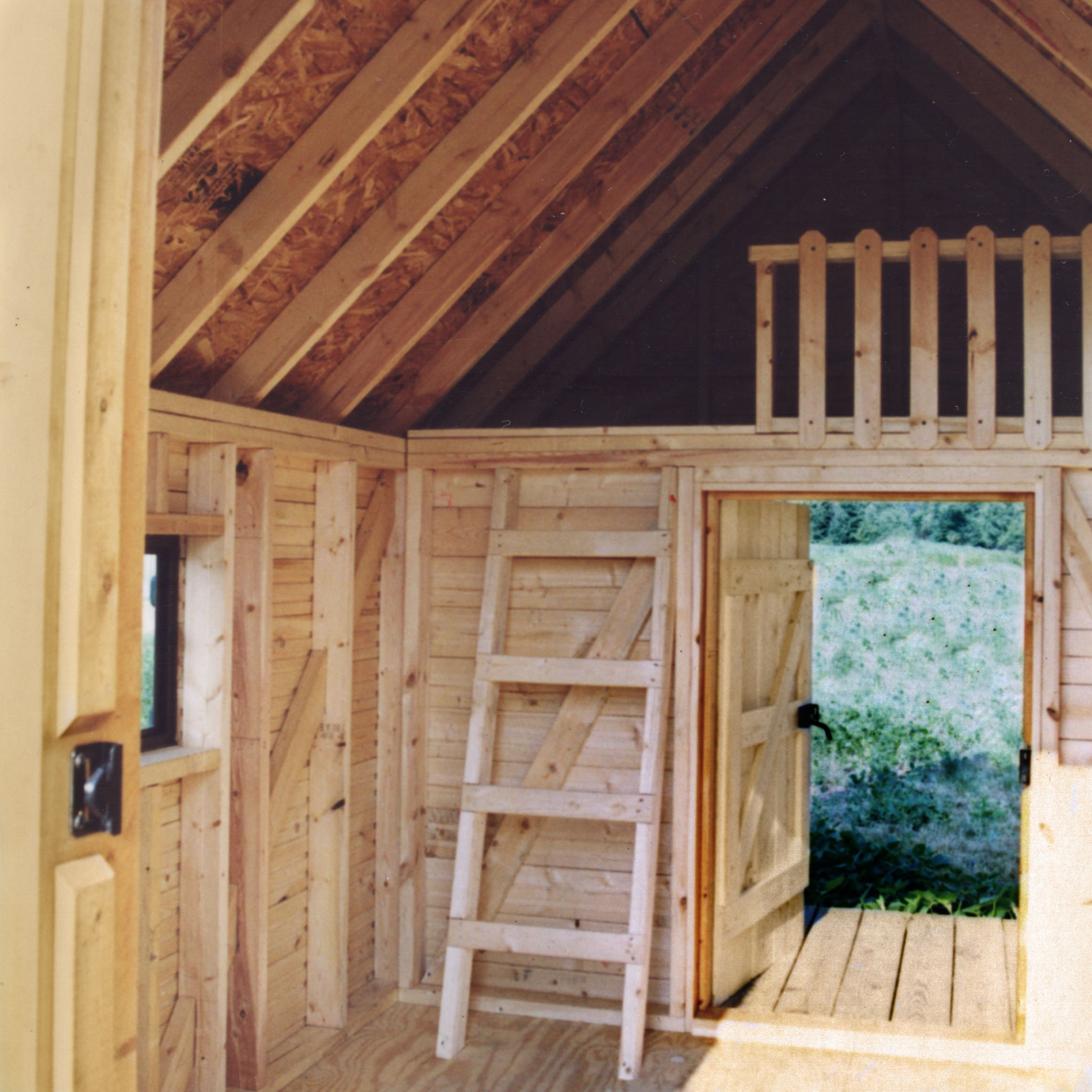 Log cabins now delivered fully assembled - Interior pictures of small log cabins ...