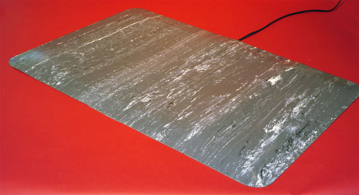 Winter Warmth Heated Desk Matslow Voltage Under Floor Mat Provides And Anti Fatigue Comfort In Cold Climates Months