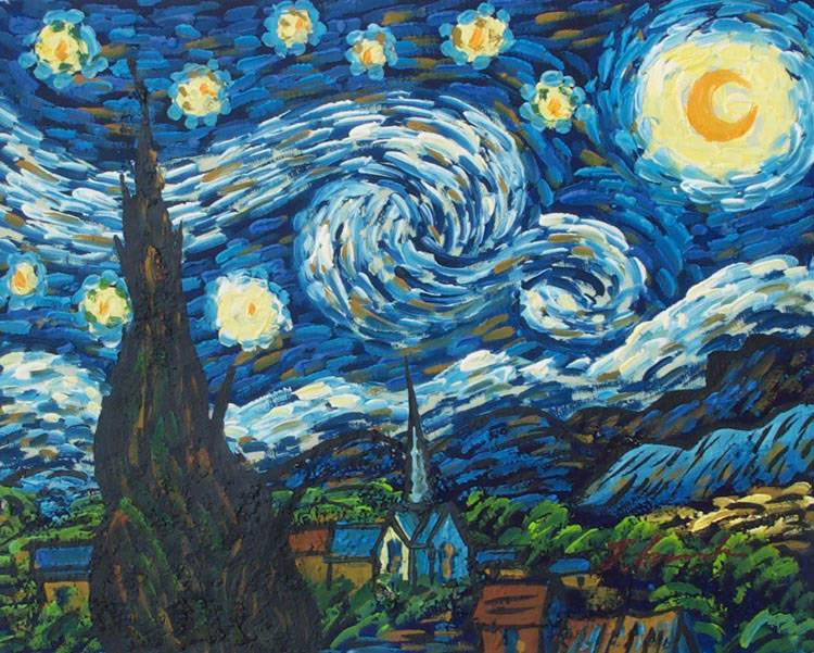 What Is Van Gogh S Most Famous Painting