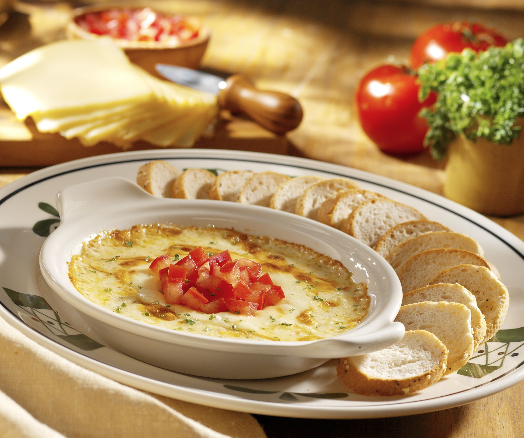 Menu For Olive Garden: Crusted, Grilled And Smoked: Olive Garden's New Menu Items