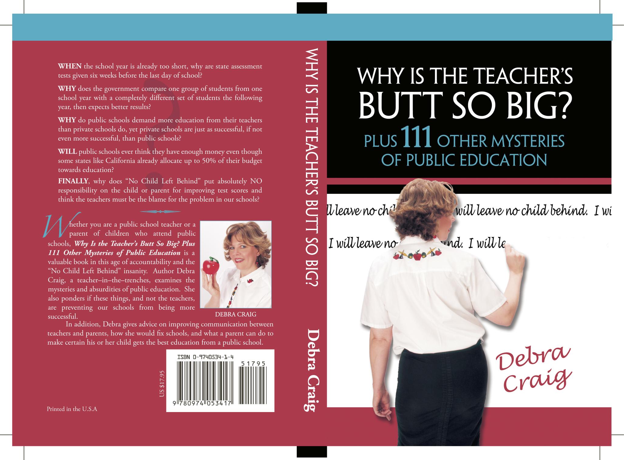 Big butt teacher
