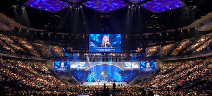Lakewood Church Message Of Victory Praised In New