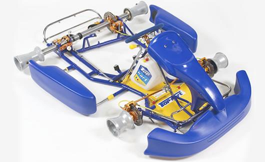 World Renown, Pitts Performance Go Kart Racing Center