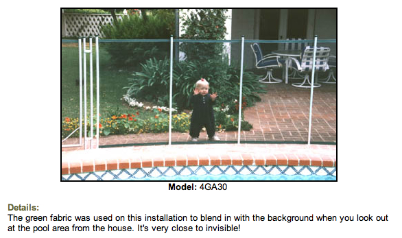 Barrier Still The Safest Bet Around Swimming Pool New Child Safety Fences Improved With