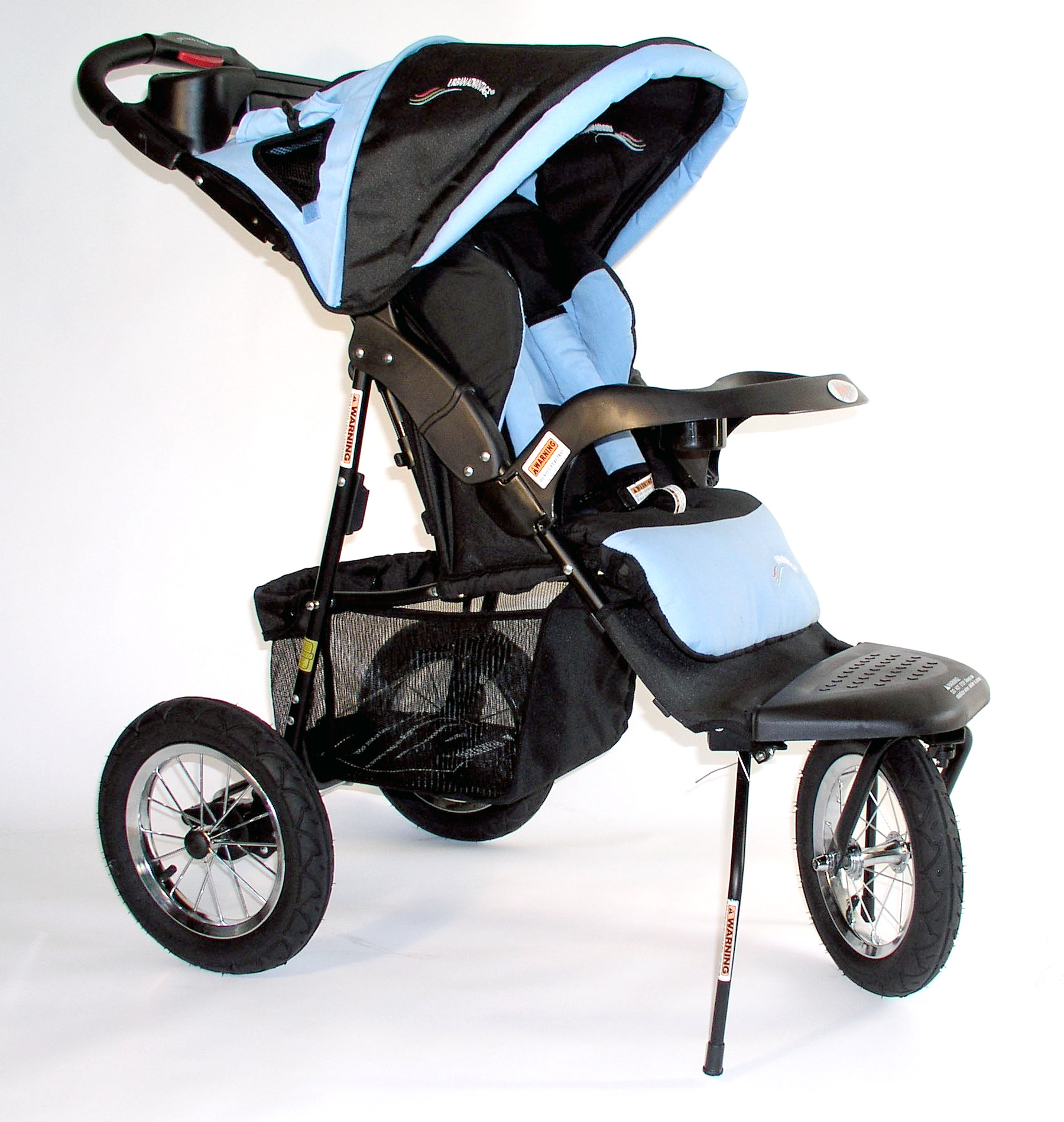 The Urban Advantage Stroller Manufactured By Go Babyz Corporation2006 Ua