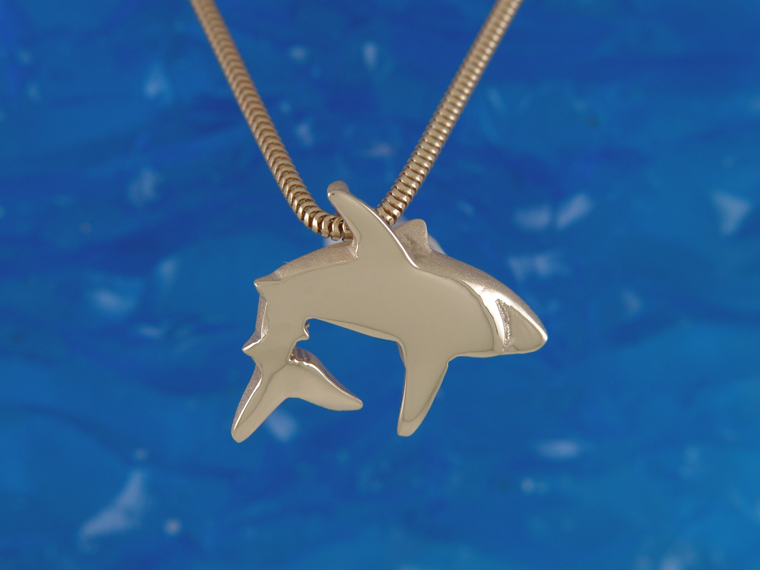 hammerhead jewelry bracelets print model models printable hook shark bracelet necklace stl