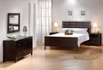 Pacifica Platform Bed Set at Wholesale Furniture Brokers