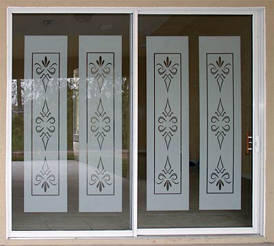 New Decor For Sliding Glass Doors