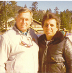 "Marty Angelo with Jack ""Murph the Surf"" Murphy"