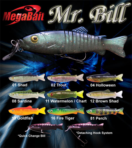Megabait Unveils Their New Saltwater and Freshwater Fishing