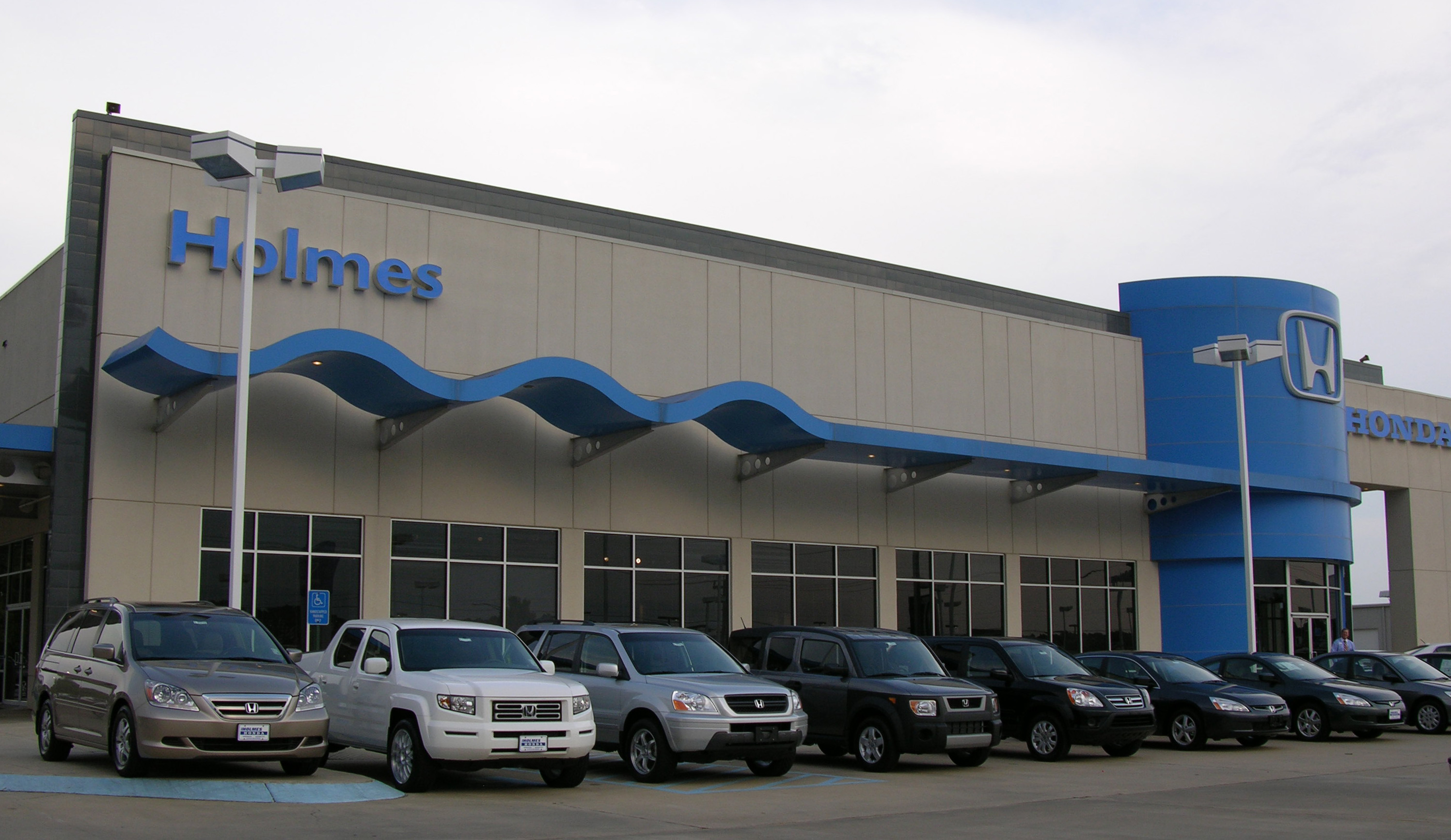 Honda Dealerships In Louisiana >> Congratulations Holmes Honda Does It Again Local Dealership