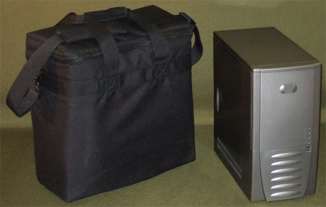 Lugger Bags Pc Carrying
