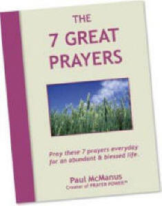 "Prayer Power Celebrates Easter With ""The 7 Great Prayers"