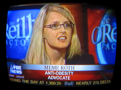 MMR01 lies women tell about their weight anti obesity advocate meme roth
