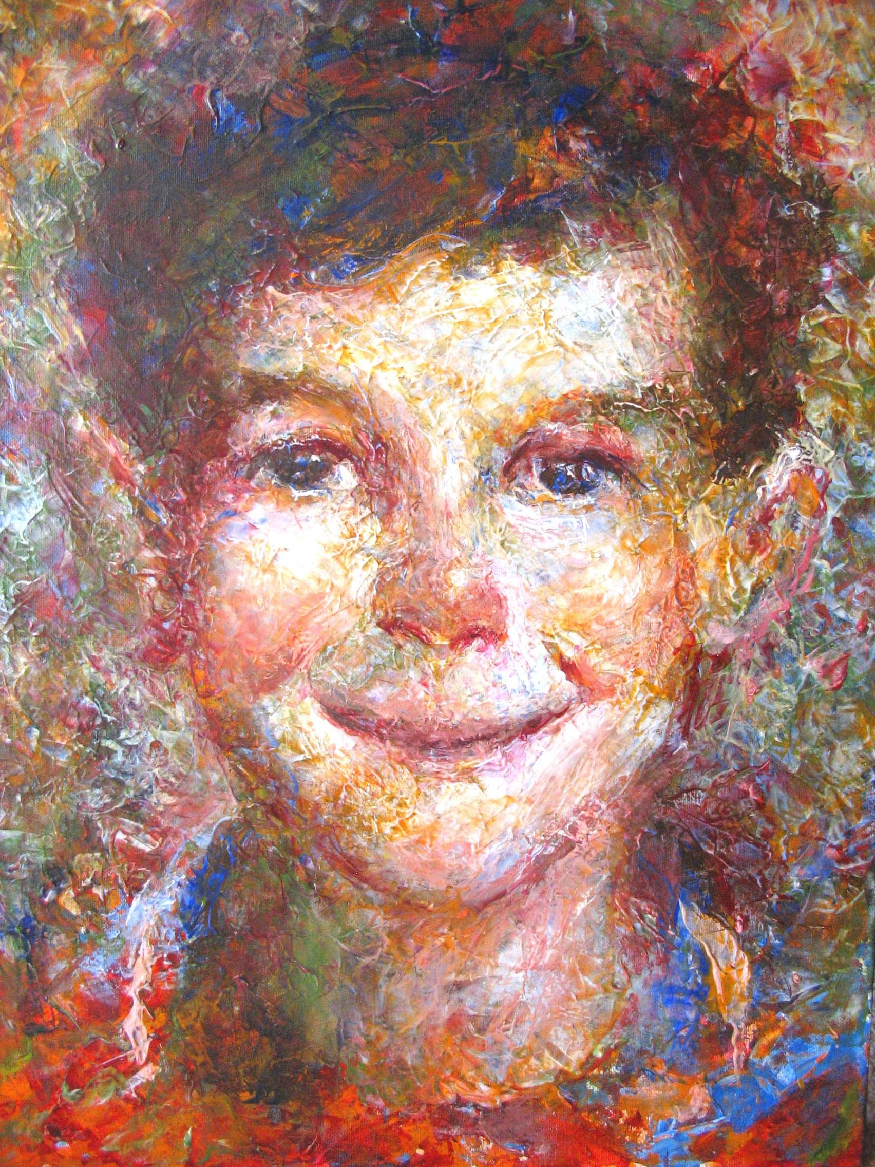 Art Exhibit Features Portraits of Missing Children by ...