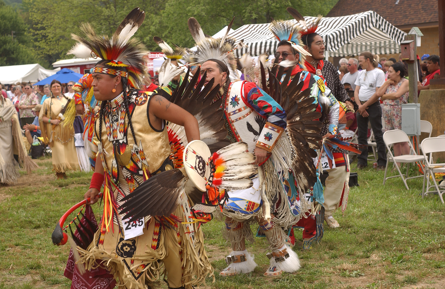 Eastern Band Of Cherokee Hosts Fourth Of July Pow Wow July 1 2 At