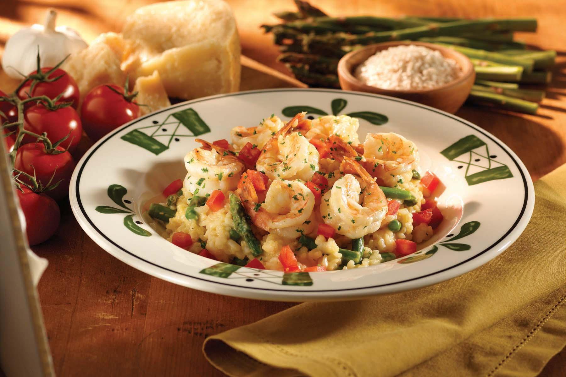 olive garden shrimp asparagus risottoolive garden shrimp asparagus risotto photo - Olive Garden Orlando