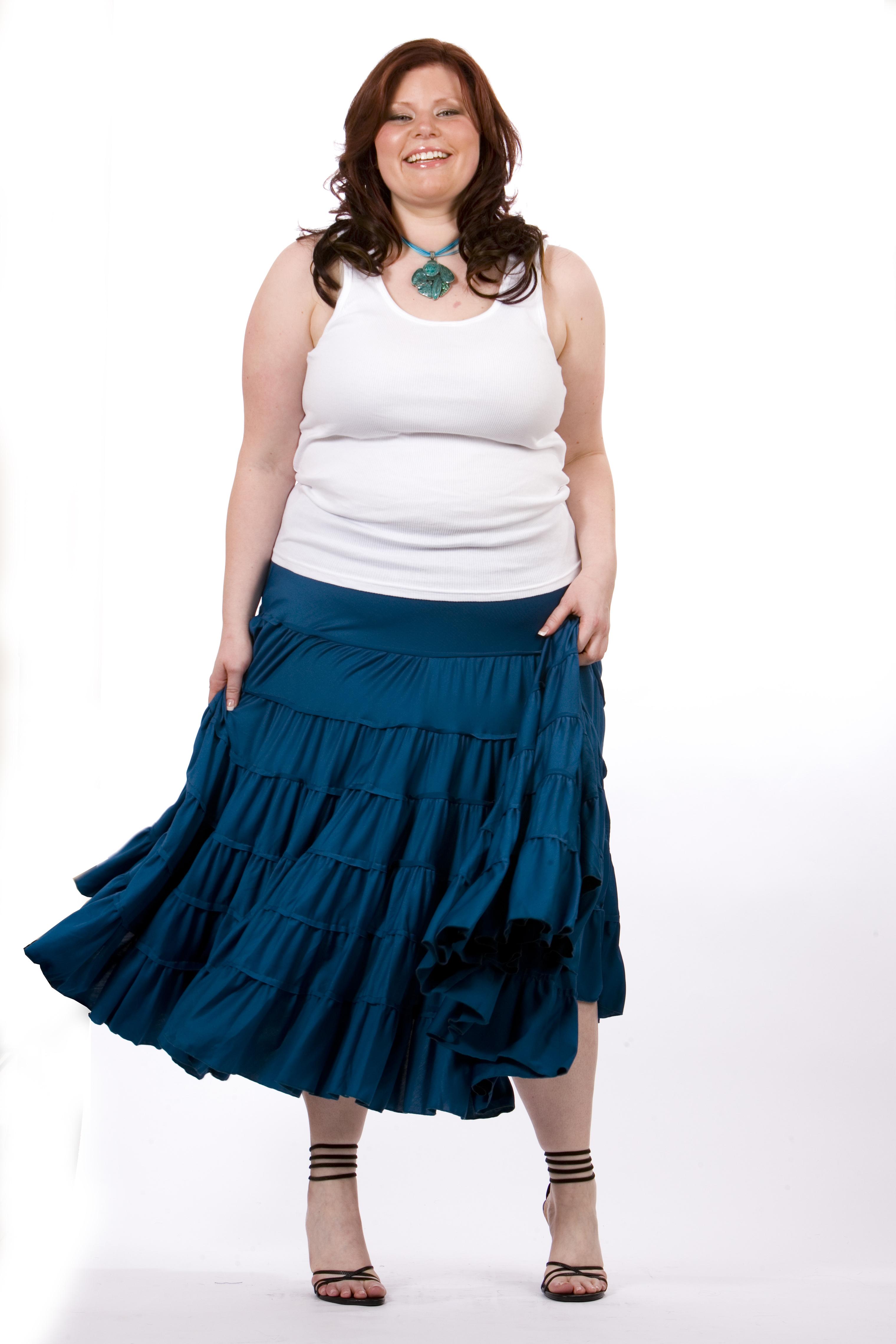 White lace maxi dress plus size - PlusLook.eu Collection
