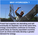 Why we need hydrogen.
