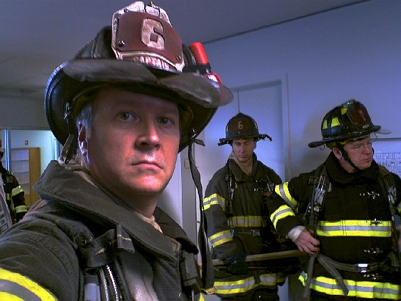 Robert Neal Marshall Plays Fdny Captain Jay Jonas Of