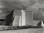 Paul Strand: Church, Ranchos de Taos, New Mexico, 1932