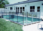 Guardian Pool Fence installation