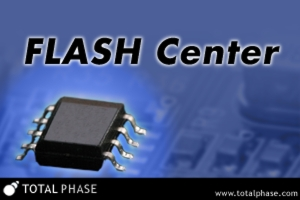 Total Phase Releases a Free EEPROM and Flash Memory Programmer